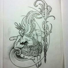 Related image Maori Tattoo Designs, Maori Tattoos, Tribal Tattoos, Warrior Drawing, Nz Art, Maori Art, Kiwiana, Chur, Tahiti