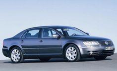 2004 Volkswagen Phaeton - Photo © Volkswagen
