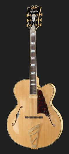 130027b0cfc DAngelico EXL-1 Natural Clear - Thomann UK Jazz Guitar