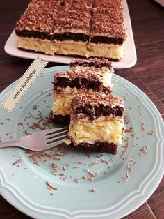 Ízletes és nem is nehéz az elkészítése, nálunk nagy sikere van! Dessert Recipes, Desserts, Love Is Sweet, Tiramisu, French Toast, Bakery, Paleo, Food And Drink, Sweets