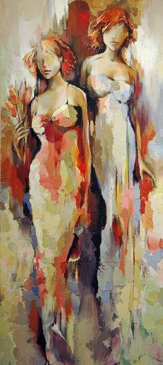 Elena Filatov | Kazakhstan | Tutt'Art@ | Pittura * Scultura * Poesia * Musica |