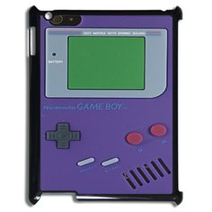 Cool ipad case! Everyone considers it as a gameboy!