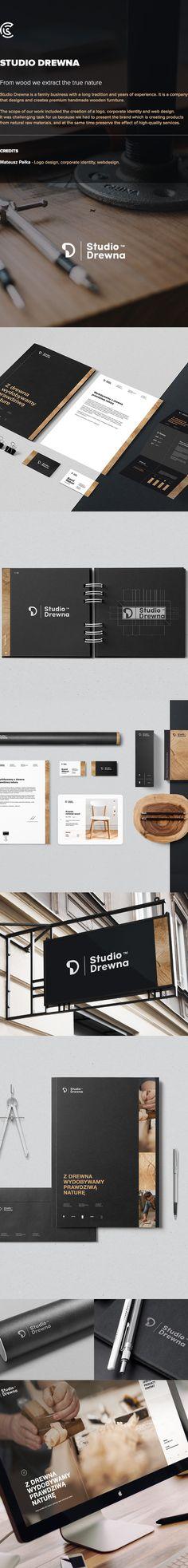 Studio Drewna on Branding Served