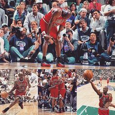 18 years ago today, Michael Jordan scored 38 despite battling the flu en route to a W in Game 5 of the 1997 #NBAFinals.