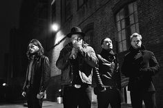 Mumford and Sons new 2015 by James Minchin