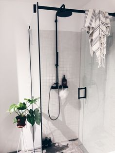 Bathroom - Look inside gooi house - take a look inside Amsterdam house - Bad Inspiration, Bathroom Inspiration, Interior Inspiration, Bathroom Taps, Bathroom Doors, Bathroom Styling, Bathroom Interior Design, Fitted Bathroom Furniture, Fitted Bathrooms