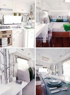 Road Tripping in Style: Caravans, Airstreams & RVs erindumas