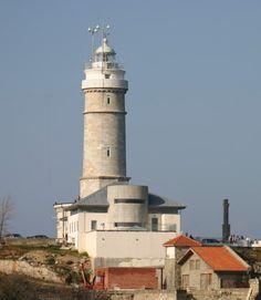 faro de Cabo Mayor cántabrodeSantander Cantabria España 43.490428, -3.790756