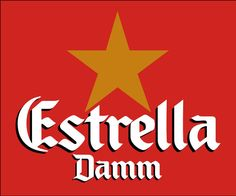 ESTRELLA DAMM BARCELON  - best gluten free beer I've ever tried