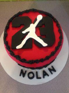 Michael Jordan Grooms Cake Grooms Cakes Pinterest Michael