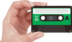 These are so COOL! It's like making a mix tape for the next generation