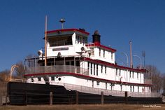Sgt. Floyd Riverboat Museum & Welcome Center Sioux City, Iowa