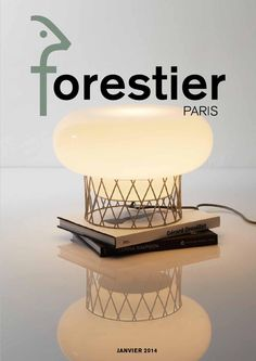 Forestier catalogue  Forestier stands for fresh French design lighting.
