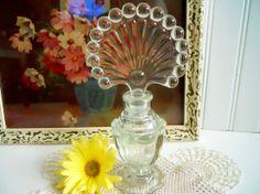 Art Deco Perfume Bottle/ Boopie / Hobnob / by mamiezvintage, $68.00