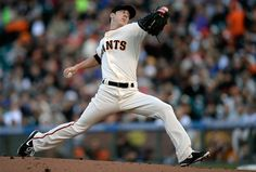 Tim Lincecum - Toronto Blue Jays v San Francisco Giants.... So proud of him glad he won even if it was against my home town boys