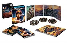3-DISC Blu-Ray + DVD Ultra Turbo Charged Collector's Edition (PREORDER)