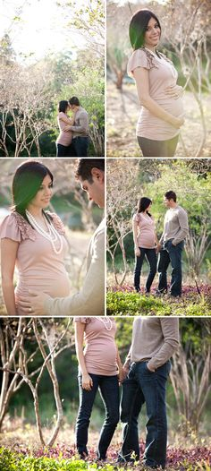 I hope that when it is my time to be pregnant that it is in the fall.  I would love to take some photos like this at an apple orchard!