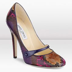 Jimmy Choo Taffy 120mm Exotic Python Leather Round Toe Pump [Jimmy Choo Shoes 189] - $139.00 : High-Heeled Shoes, Lastest High-heeled Shoes Wholesale