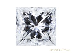GIA 1.52 CT Princess Cut Solitaire Ring Sold at Auction for $5,567