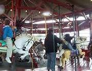Bethpage Farmers market carousel