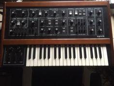 Crumar Spirit, designed by Bob Moog, analog synthesizer in Nordrhein-Westfalen - Kleve | Musikinstrumente und Zubehör gebraucht kaufen | eBay Kleinanzeigen