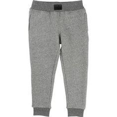LITTLE MARC JACOBS - Pantalon de jogging gris