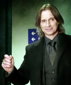 """""""Once Upon a Time"""", Mr. Gold / Rumpelstiltskin ... best character on the show, hands down. (Okay, okay, that's just my opinion. :)"""