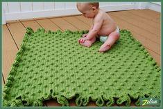 Free Crochet Patterns Using Bernat Baby Blanket Yarn | Blanket ...