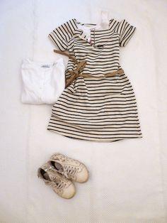 ZARA KIDS STRIPED DRESS on www.fiammisday.com