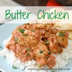 A great homemade recipe for an Indian recipe classic. This chicken recipe is incredibly flavorful and tastes best when served over a bed of rice.