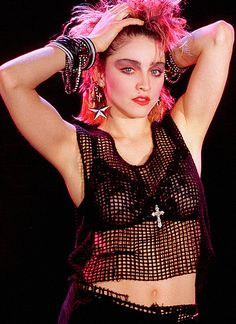Madonna by Kees Tabak (1984)