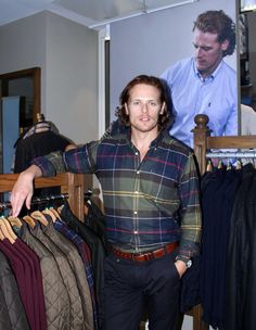 Sam at Barbour NY