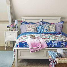decoração de quarto possivel e acessivel