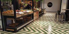 Proyecto Vives | Oshi Land | Israel | shopping mall | Strand porcelain tile | flooring