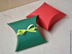 Мастер-класс: вариации форм упаковки - Ярмарка Мастеров - ручная работа, handmade