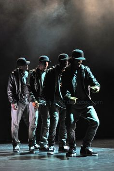 boy blues krumping