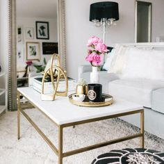 Details Of Black And White Living Room Decor Ideas Apartments Coffee Tables 55 Black And White Living Room Decor, White Bathroom, White Marble, Lounge, Coffee Tables, Modern, Furniture, Apartments, Decor Ideas