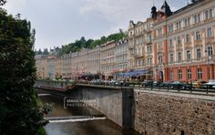 Karlovy Vary is a spa city situated in western Bohemia, Czech Republic, on the confluence of the rivers Ohře and Teplá, approximately 130 km mi) west of Prague (Praha). The Karlovy Vary International Film Festival is a film festival held annually in July. International Film Festival, Czech Republic, Prague, Rivers, Raspberry, Spa, City, Travel, Bohemia