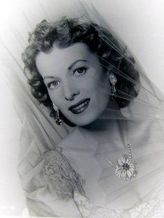 MAUREEN OHARA - 1954