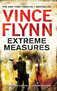 Extreme Measures is a thriller novel by Vince Flynn. The novel was a New York Times best seller. The book is the ninth in a series featuring counter-terrorism agent Mitch Rapp.  In this story, Rapp works with CIA agent Mike Nash to battle a Taliban jihadist.
