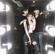 Best 11 Ig:e_vyyn Ulzzang Korean Girl, Cute Korean Girl, Ulzzang Couple, Boy And Girl Friendship, Korean Friends, 17 Kpop, Best Friends Aesthetic, Korea Boy, Korean Couple