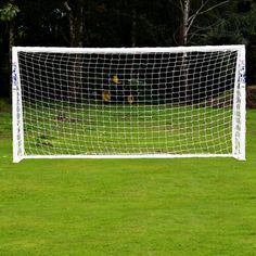 51681b645 Amazon.com : FORZA Soccer Goal 12x6 - The ultimate home soccer goal! Leave  up in all weathers & takes 1000s of shots! : Backyard Soccer Goals : Sports  & ...