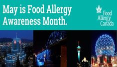 May Is Food Allergy Awareness Month – Get Involved & Be #AllergyAware