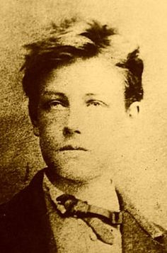 "Arthur Rimbaud 20 October 1854 – 10 November 1891) was a French poet born in Charleville, Ardennes. As part of the decadent movement, he influenced modern literature and arts, inspired various musicians, and prefigured surrealism. All of his poetry was written as a teenager; he gave up creative writing completely before he turned 20. His ""genius, its flowering, explosion and sudden extinction, still astonishes"". *Wikipedia"
