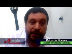 EDUARDO NOCERA autor del libro sobre Artigas