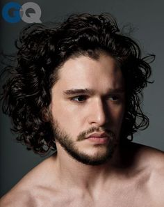 Kit Harington. His currrrls.