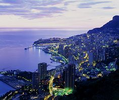 World's Best Cities for Romance: Monte Carlo
