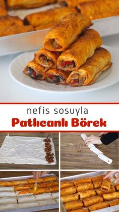 Turkish Recipes, Italian Recipes, New Recipes, Pastry Recipes, Cooking Recipes, Fish And Meat, Ramadan Recipes, Breakfast Recipes, Good Food