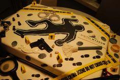 CSI Cakes