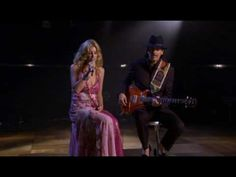 "All I can say is WOW! ... ""Breathe"" - Faith Hill & Carlos Santana (HQ Performance Video)"